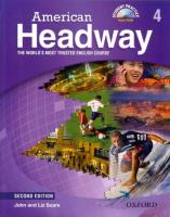 American Headway: Level 4: Student Book with Student Practice MultiROM 2nd Revised edition, Level 4, Student Book with Student Practice MultiROM