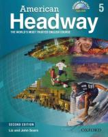American Headway: Level 5: Student Book with Student Practice MultiROM 2nd Revised edition, Level 5, American Headway: Level 5: Student Book with Student Practice MultiROM   Student Book with Student Practice MultiROM