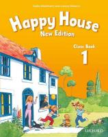 Happy House 1: Class Book New edition, Level 1, Class Book