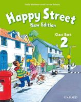Happy Street: 2 New Edition: Class Book New edition, Level 2, Class Book