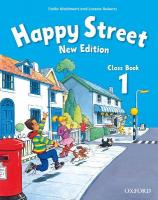 Happy Street: 1 New Edition: Class Book New edition, Level 1, Class Book