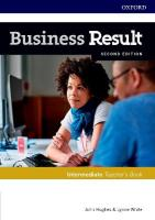 Business Result: Intermediate: Teacher's Book and DVD: Business English you can take to work <em>today</em> 2nd Revised edition, Intermediate