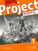 Project: Level 1: Workbook with Audio CD and Online Practice 4th Revised edition