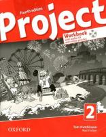 Project: Level 2: Workbook with Audio CD and Online Practice 4th Revised edition