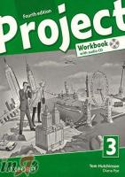 Project: Level 3: Workbook with Audio CD and Online Practice 4th Revised edition