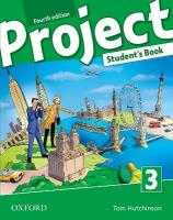 Project: Level 3: Student's Book New edition