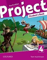 Project: Level 4: Student's Book 4th Revised edition