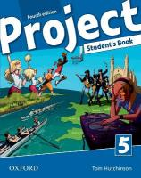 Project: Level 5: Student's Book 4th Revised edition