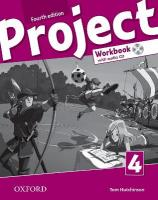 Project: Level 4: Workbook with Audio CD and Online Practice 4th Revised edition