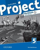 Project: Level 5: Workbook with Audio CD and Online Practice 4th Revised edition