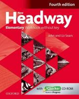 New Headway: Elementary A1 - A2: Workbook plus iChecker without Key: The world's most trusted English course 4th Revised edition, Workbook plus iChecker Without Key