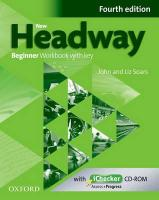 New Headway: Beginner A1: Workbook plus iChecker with Key: The world's most trusted English course 4th Revised edition, Workbook plus iChecker with Key