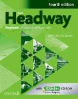 New Headway: Beginner A1: Workbook plus iChecker without Key 4th Revised edition