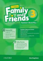 Family and Friends: Level 3: Teacher's Book Plus 2nd Revised edition