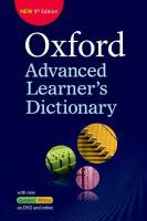 Oxford Advanced Learner's Dictionary: Hardback plus DVD plus Premium Online Access   Code 9th Revised edition