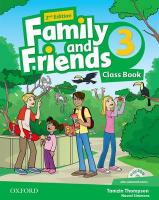 Family and Friends: Level 3: Class Book with Student MultiROM 2nd Revised edition, Level 3