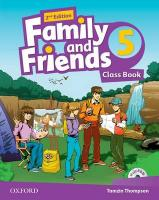 Family and Friends: Level 5: Class Book with Student MultiROM 2nd Revised edition, Level 5