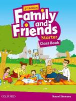 Family and Friends: Starter: Class Book 2nd Revised edition