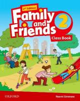 Family and Friends: Level 2: Class Book 2nd Revised edition