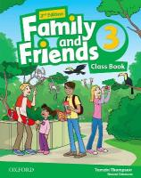 Family and Friends: Level 3: Class Book 2nd Revised edition