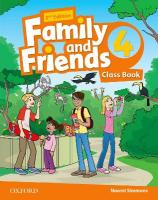Family and Friends: Level 4: Class Book 2nd Revised edition