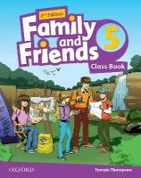 Family and Friends: Level 5: Class Book 2nd Revised edition