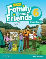 Family and Friends: Level 6: Class Book 2nd Revised edition