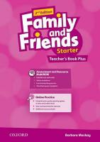 Family and Friends: Starter: Teacher's Book Plus 2nd Revised edition