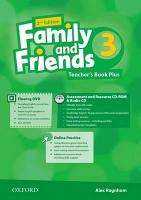 Family and Friends: Level 3: Teacher's Book Plus 2nd Revised edition, Level 3