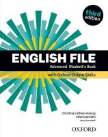 English File: Advanced: Student's Book with Oxford Online Skills 3rd Revised edition