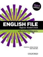English File: Beginner: Student's Book with Oxford Online Skills 3rd Revised edition