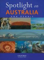 Spotlight on Australia