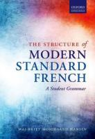 Structure of Modern Standard French: A Student Grammar