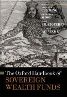 Oxford Handbook of Sovereign Wealth Funds