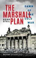 Marshall Plan: Dawn of the Cold War