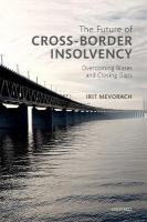 Future of Cross-Border Insolvency: Overcoming Biases and Closing Gaps