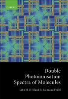 Double Photoionisation Spectra of Molecules
