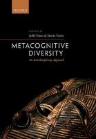 Metacognitive Diversity: An Interdisciplinary Approach