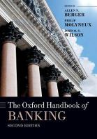Oxford Handbook of Banking, Second Edition 2nd Revised edition