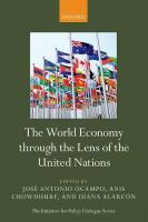 World Economy through the Lens of the United Nations