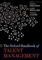 Oxford Handbook of Talent Management