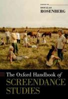 Oxford Handbook of Screendance Studies