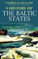 History of the Baltic States
