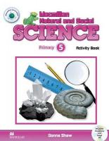 Macmillan Natural and Social Science 5 Activity Book Pack