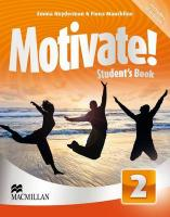 Motivate! Level 2 Student's Book plus Digibook CD Rom Pack