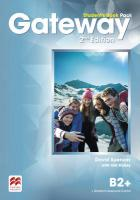 Gateway 2nd edition B2plus Student's Book Pack 2nd Revised edition