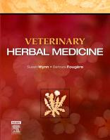 Veterinary Herbal Medicine illustrated edition