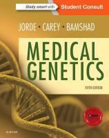 Medical Genetics 5th Revised edition