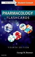 Pharmacology Flash Cards 4th Revised edition