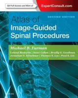 Atlas of Image-Guided Spinal Procedures 2nd Revised edition